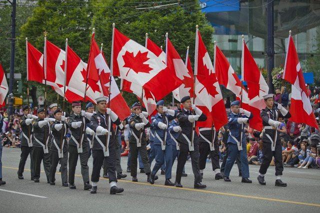 Independencia  de Canadá