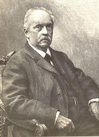 Gustav T. Fechner (1801-1887) Hermann von Helmholtz (1821-1894)