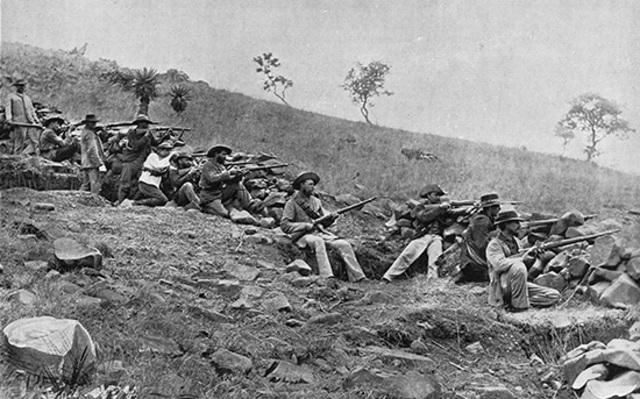 The Opium War End