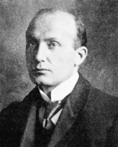 Robert S. Woodworth (1869-1962) Problemas mentales