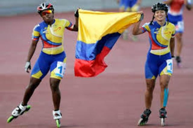 Apariciones de otros Colombianos