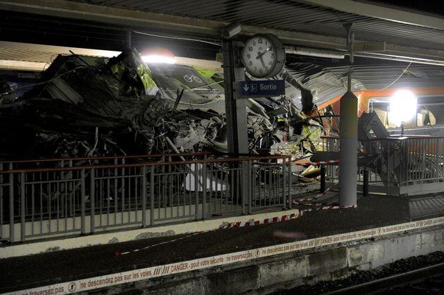 Catastrophe de la gare de Lyon