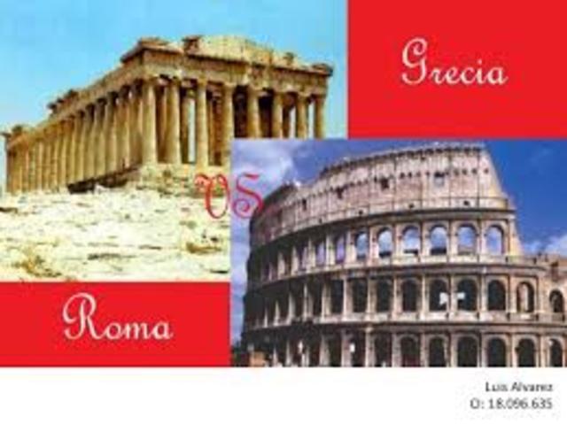 GRACIA Y ROMA