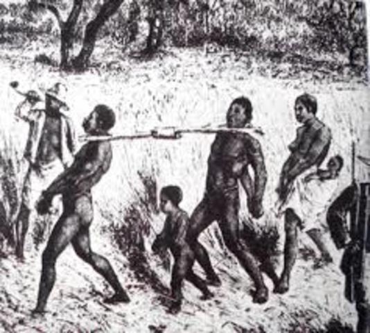 Esclavos...otra vez