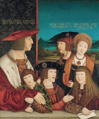 Infancia en el Renacimiento