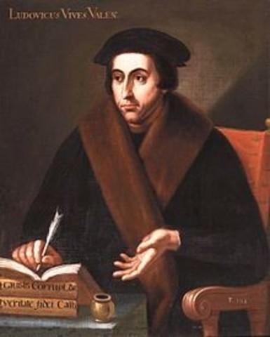 Luis vives (1492-1540)