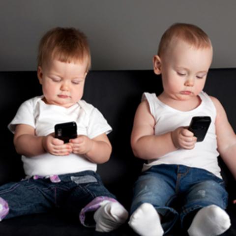 Niños de la nueva-era y 2.0