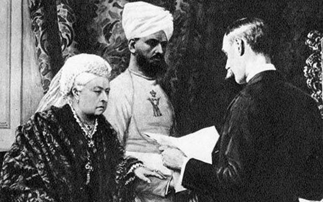 Queen Victoria of India