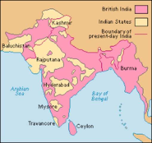 A British Colony