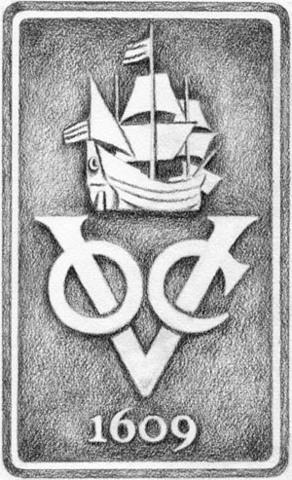Dutch East India Company arrives