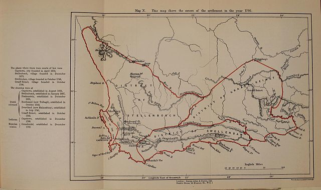 Invasion of the Cape Colony