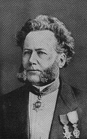 Henrik Ibsen født
