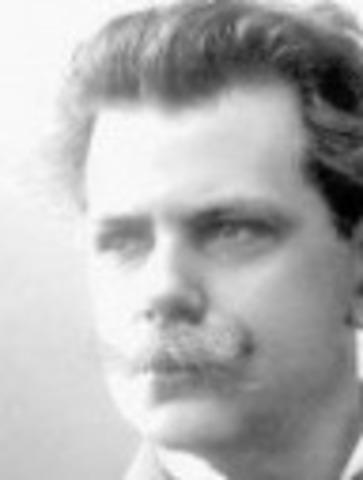 Ibsen blir far