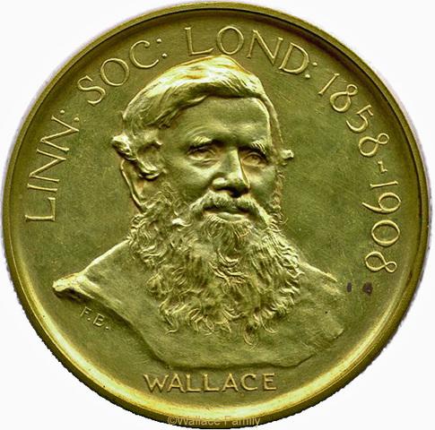 Recibe la medalla de reconocimiento de la Royal Society