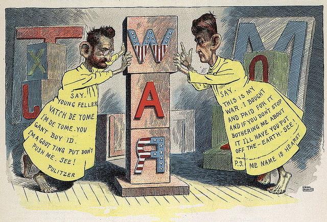 Spanish-American War (Yellow Journalism)