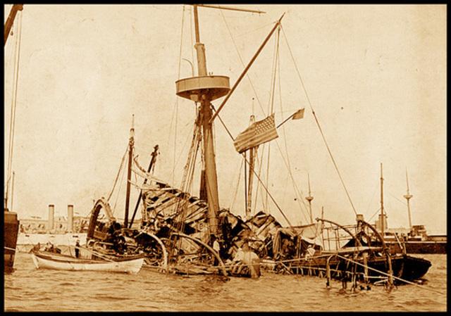 Spanish-American War (USS Maine)