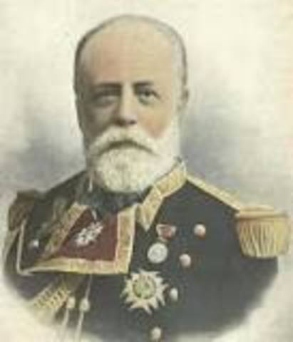 Spanish-American War (Admiral Cervera)