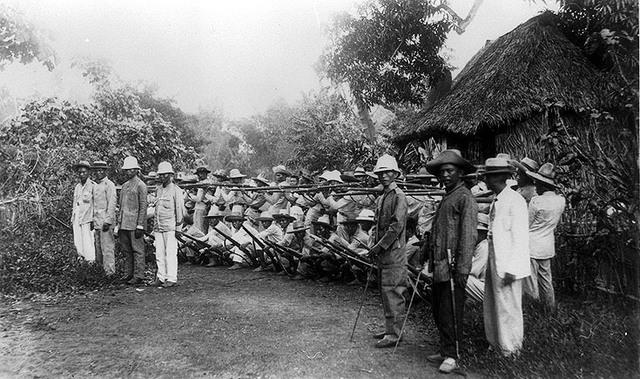 Spanish-American War (Philippine Rebellion)
