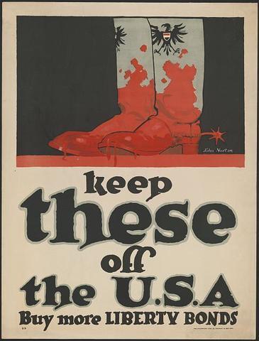 World War 1 (Loans)