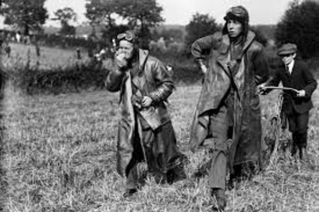 World War 1 (Ethnic Influences)