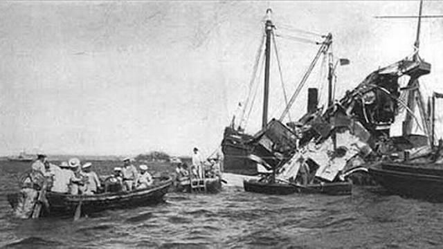 Maine Sinking