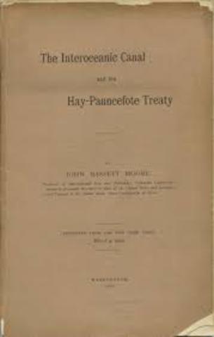 Hay-Pauncefote Treaty