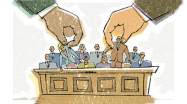 Selection of Jury