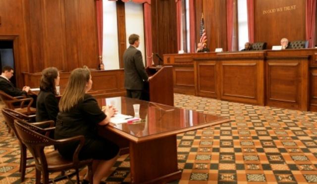 Presentation of the plaintiff's case