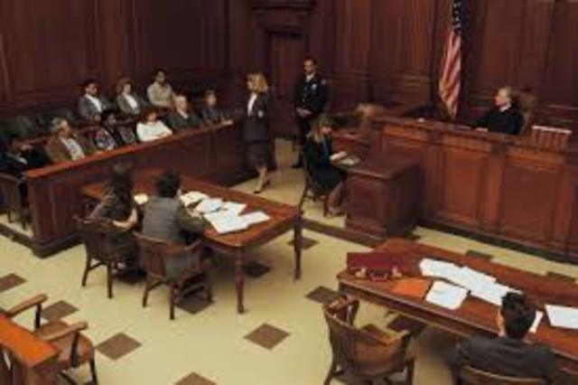 Presentation of the defendant's case