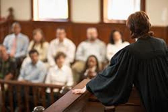 The instruction of the jury