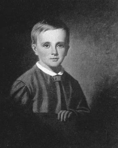 Young Isaac Newton