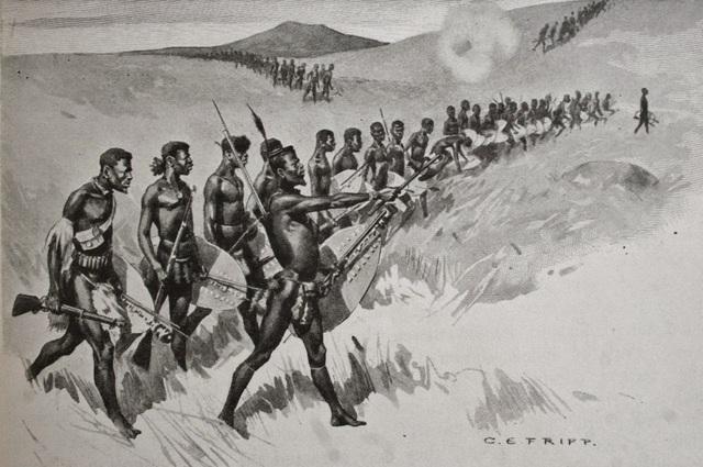 Zulu Empire begins