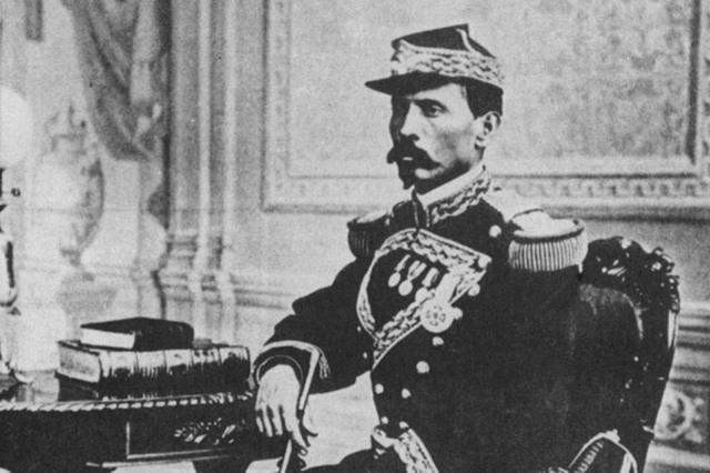 Presidente Porfirio Díaz