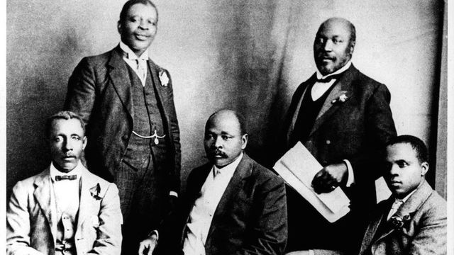 Roots of the ANC