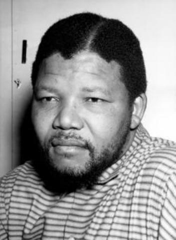 Prison for Mandela