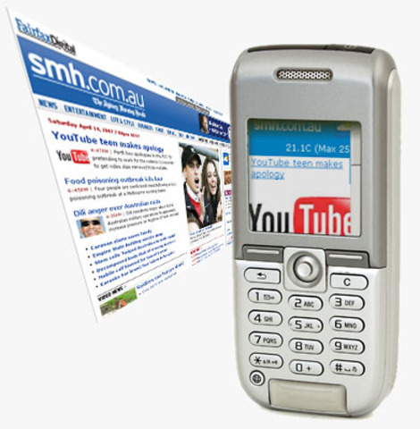 1999: Introduction of Mobile Web