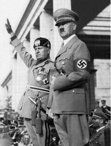 -1945 Deuxième Guerre Mondiale