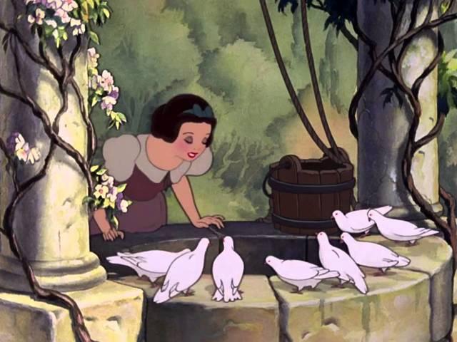 Полнометражный фильм «Белоснежка и семь гномов»