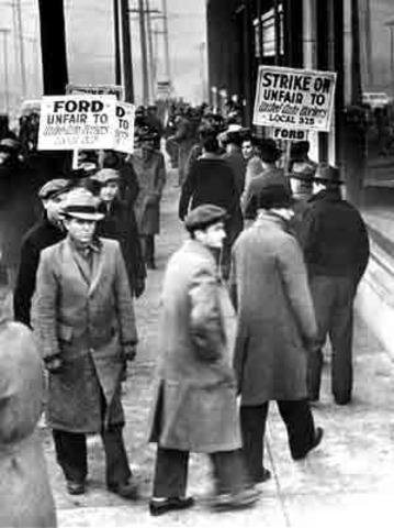 GM Sit-Down Strike