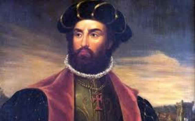 Vasco Da Gama Enters India