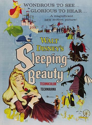 Мультфильм «Спящая красавица»