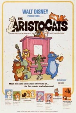 Коты-аристократы»