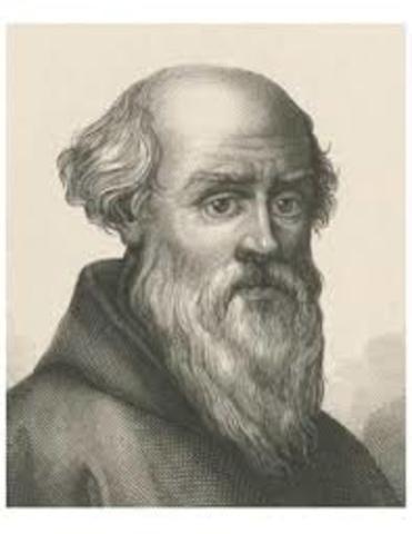 Guido d´Arezzo (991-1050)