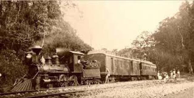 Ferrocarril México - Ciudad Juárez
