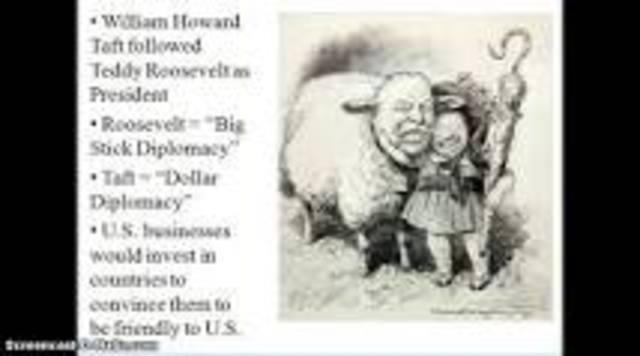 Dollar Diplomacy