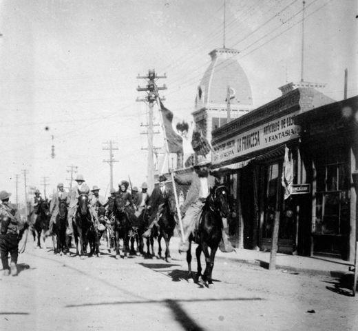 Victoria Maderista, Tratados de Ciudad Juarez