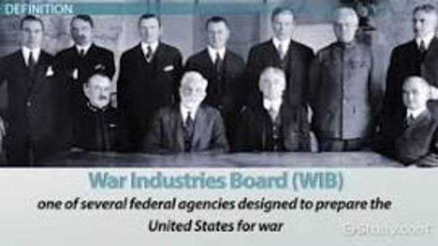 War Industry Board