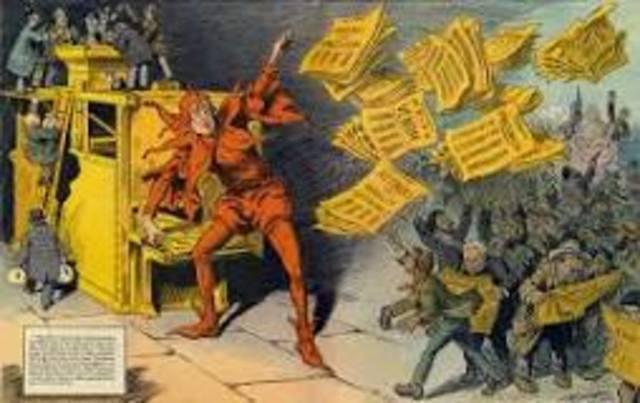 Yellow Press (Spanish-American War)