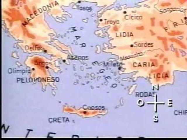 Creta micénica