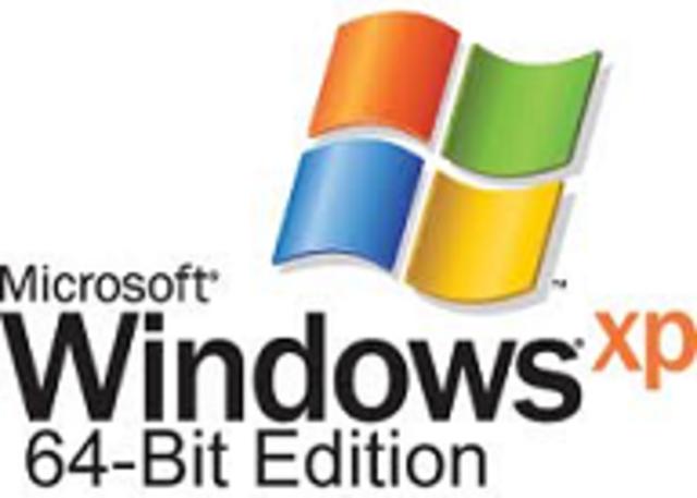 Windows XP 64 bits.